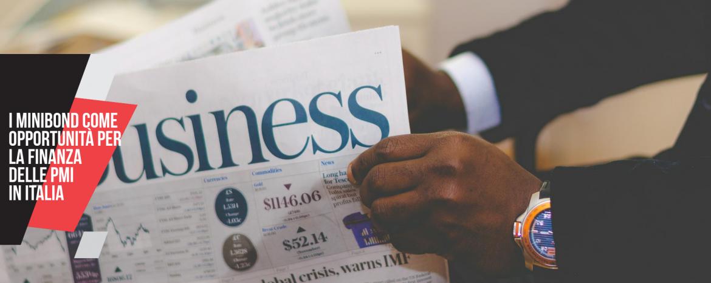 I minibond come opportunità per la finanza delle PMI in Italia